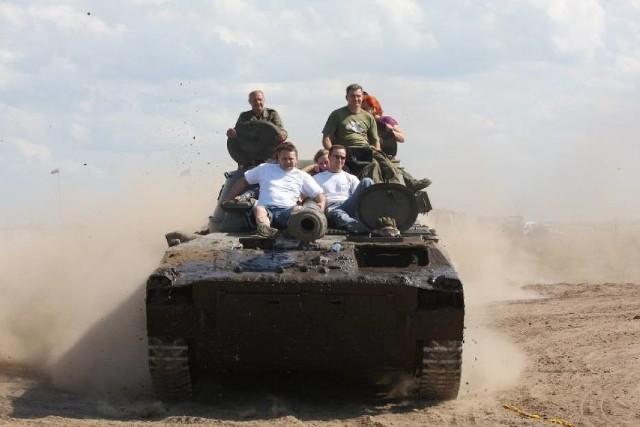 Zlot Historycznych Pojazdów Wojskowych w Darłowie to jedna z najlepszych tego typu imprezy w kraju