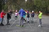 Bezpłatne zajęcia z narciarstwa biegowego. Na nartach nawet bez śniegu [zdjęcia]