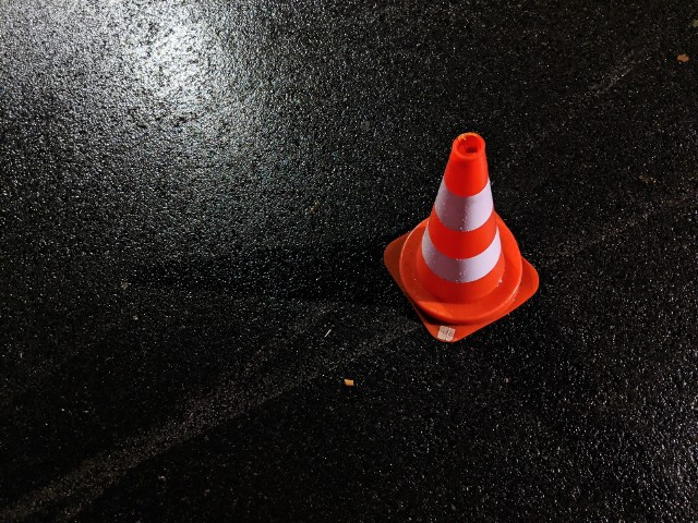 Mniej wypadków, więcej kolizji – to obraz lubelskich dróg w 2019 r.