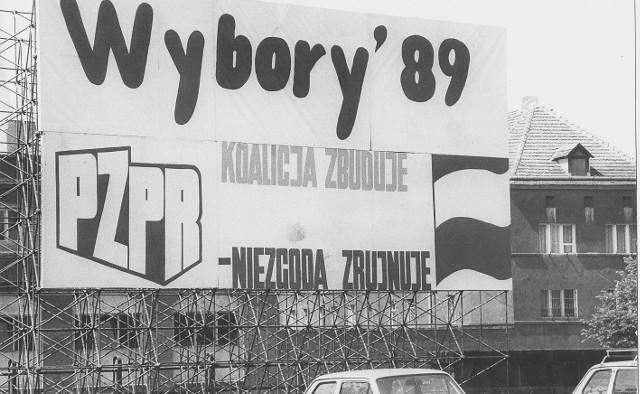 Czerwiec 1989 roku - za kilka miesięcy będziemy obchodzić 25. rocznicę pierwszych wolnych wyborów. Wtedy w Polsce zaczął się marketing polityczny