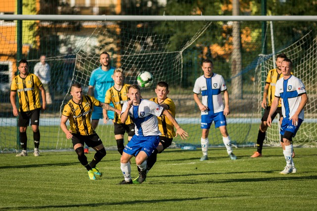 Zawisza ze Spartą ostatni raz spotkał się w sierpniu 2019 roku. Mecz zakończył się remisem 1:1