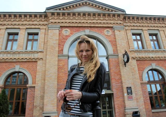Anna Guzik z powodzeniem występuje w telewizji, ale na co dzień jest aktorką Teatru Polskiego w Bielsku-Białej