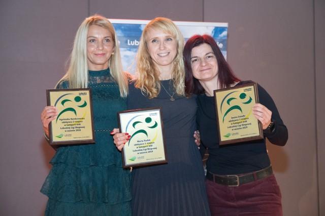 Najlepsi w 4. edycji Lubuskiej Ligi Biegowej zostali nagrodzeni.