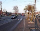 Dąbrowa Białostocka. Potrącenie pieszej z 4-miesięcznym dzieckiem na przejściu dla pieszych. Zostały zabrane śmigłowcem do szpitala