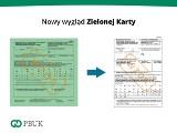 Zielona Karta. Dokument zmienia wygląd