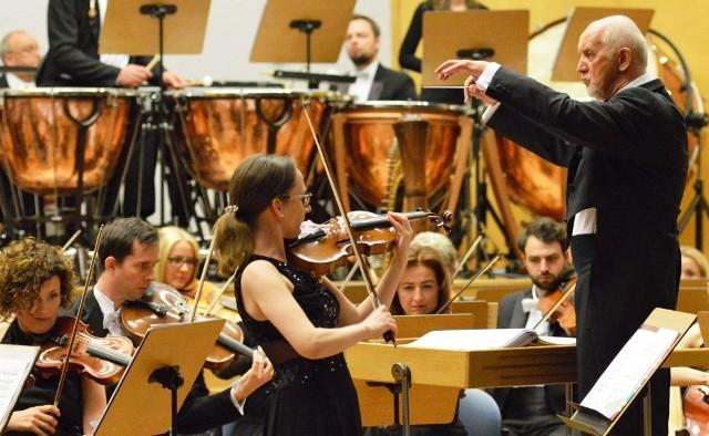Filharmonia Zielonogórska, 20 maja 2016 r.: uroczysty koncert jubileuszowy
