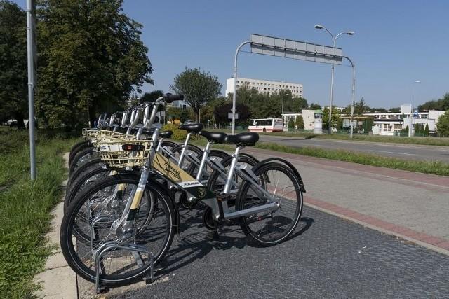 Tegoroczny sezon rowerów miejskich w Jastrzębiu zakończy się w październiku.