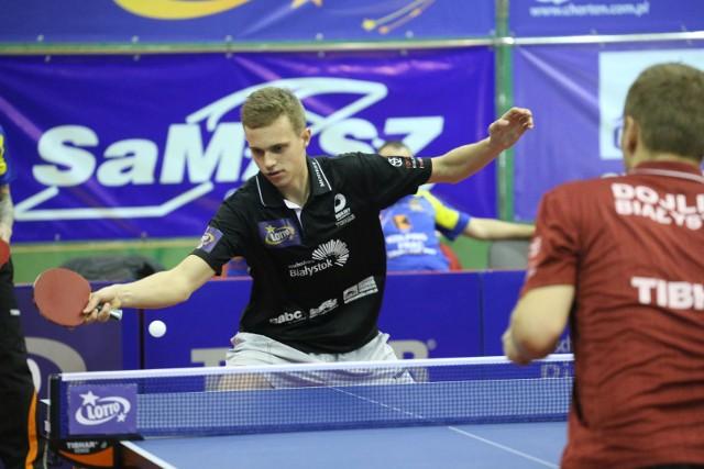 Aleksander Khanin po czterech latach gry w Niemczech i Włoszech wrócił do Dojlid Białystok