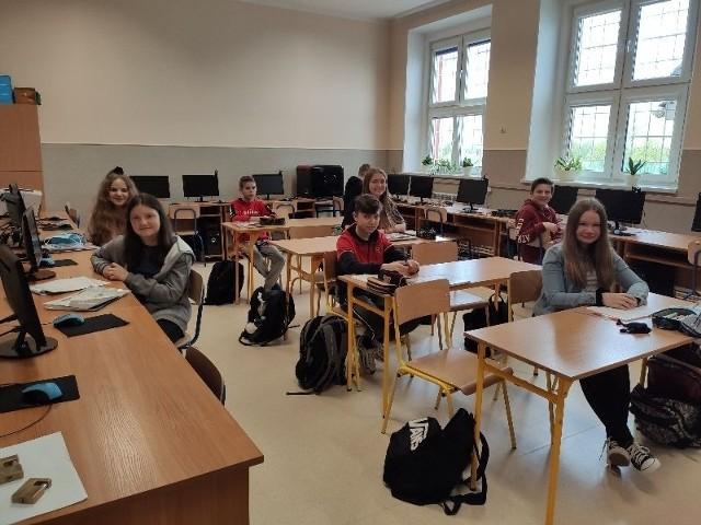 Szkoła Podstawowa w Bebelnie.
