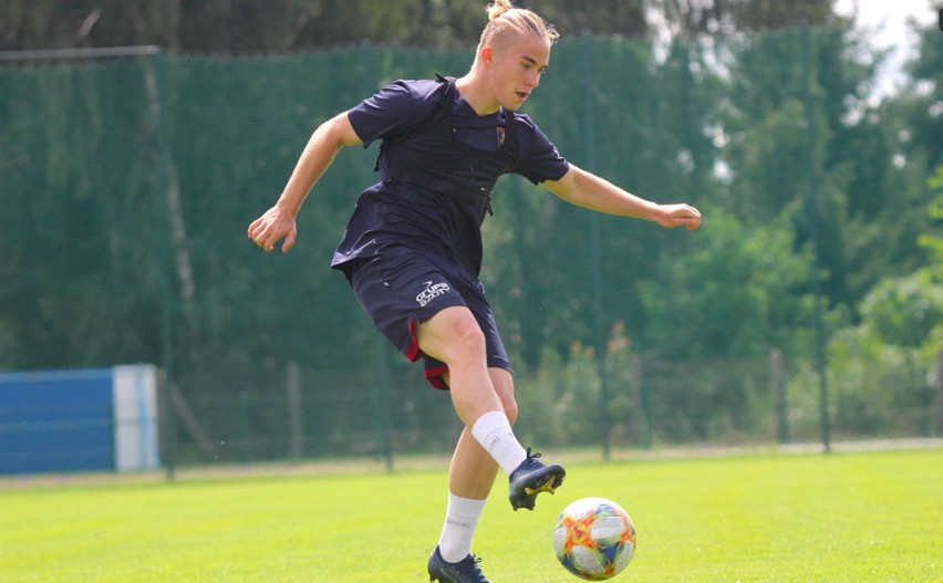 Skład Pogoni II Szczecin będzie się opierał na młodych piłkarzach.