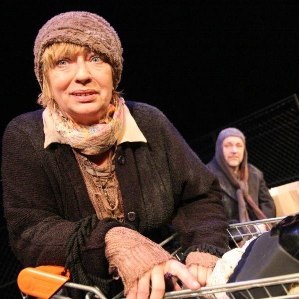 """W weekend """"Antygona w Nowym Jorku"""" w reżyserii Zbigniewa Lesienia miała premierę w Teatrze Dramatycznym."""