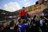 Ozłocony Piast Gliwice myśli już o eliminacjach Ligi Mistrzów. Fornalik: Całą rundę pracowaliśmy nad transferami