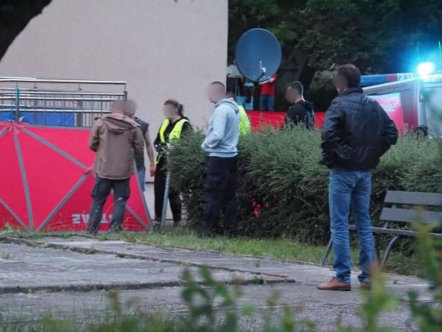 Tragiczny wypadek w Koszalinie. Dzieci wypadły z okna, nie żyją
