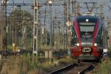 Pasażerowie pociągu utknęli pod Koluszkami