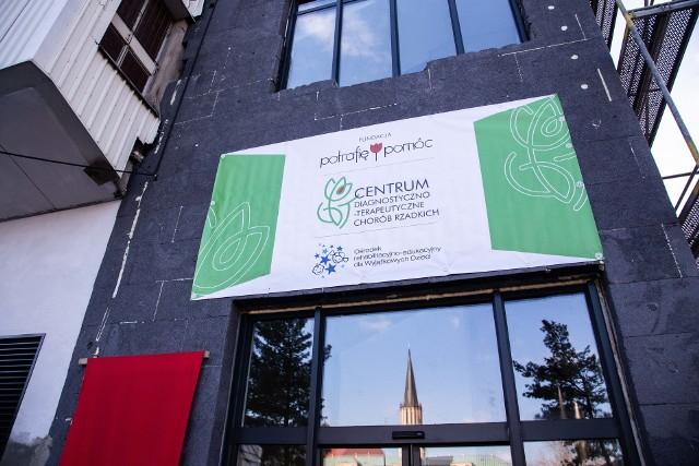 W piątek (4 grudnia) w ośrodku przy Horbaczewskiego otwarto Centrum Chorób Rzadkich