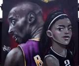 Niesamowity mural dla Kobego Bryanta. Wśród autorów artyści z Torunia