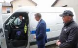 Samochody od służby więziennej dla Caritas Diecezji Rzeszowskiej [ZDJĘCIA]