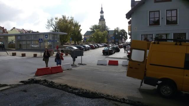 Kłobuck: Ulica Długosza oddana zostanie dopiero za dwa tygodnie