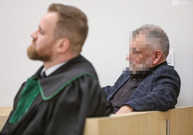 Proces ws. afery melioracyjnej, Szczecin, 4.03. 2020 r. Tomasz P. odmówił w środę składnia wyjaśnień. Sąd zaczął więc odczytywać to co mówił w śledztwie.