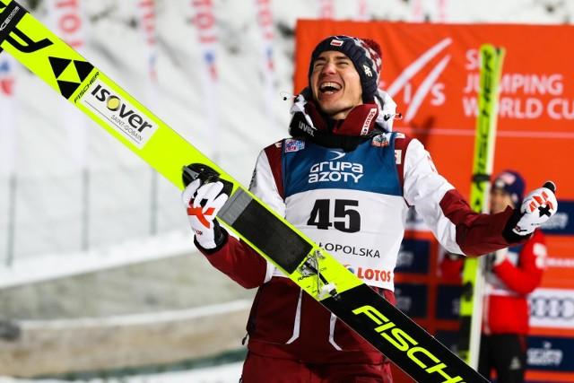 Kamil Stoch wygrał zawody PŚ w Titisee-Neustadt 9.01