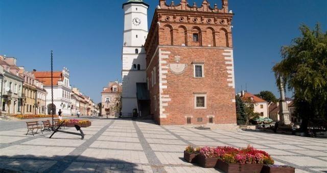 Oblężenie Sandomierza na majowy weekend. Wszystkie miejsce noclegowe od dawna zajęte!
