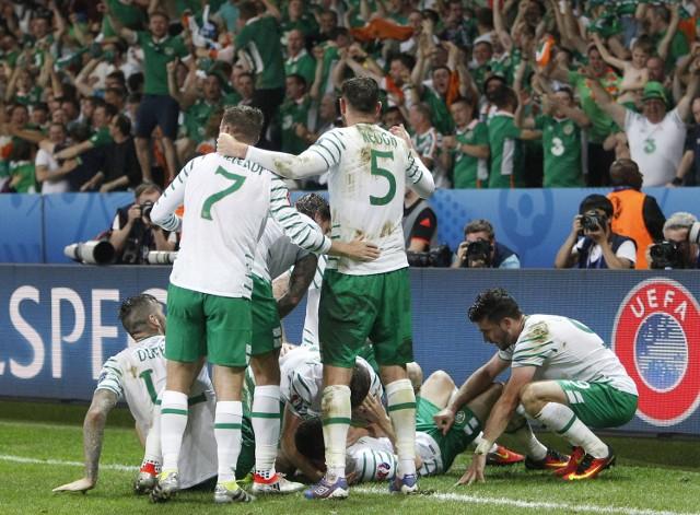Irlandia - Włochy