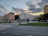 Raport drogowy: Uwaga kierowcy! Nie działają światła na pl. Rodła w Szczecnie