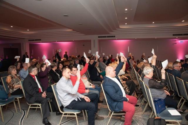 Walne zebranie LOT odbyło się w hotelu Grand Lubicz Ustka.