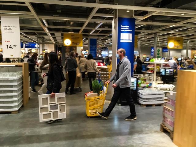 Czy IKEA będzie otwarta od 7 listopada 2020 r.? Niestety, nie mamy dobrych informacji. W ostatniej chwili zmieniła się treść rządowego rozporządzenia. Przejdź dalej --->