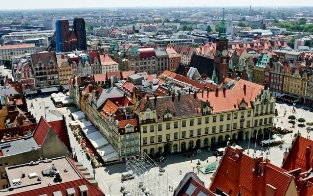 W zeszłorocznym rankingu szeregującym miasta w Polsce pod...