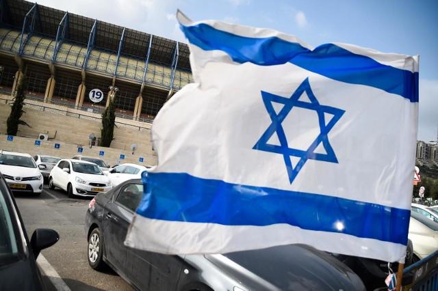 Stadion Teddy Kollek, na którym w sobotni wieczór zostanie rozegrany mecz. Na kolejnych slajdach krótka wycieczka po Jerozolimie.