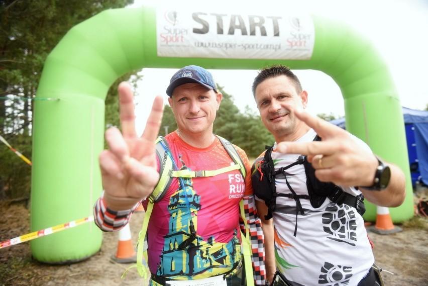 Na półmetku VII Ultramaratonu Zielonogórskiego Nowe Granice...