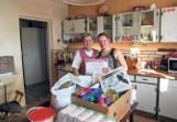 Akcja Nowin i Asseco: Obdarowaliśmy rodzinę w Zabajce. Dziś znów ruszamy z darami!