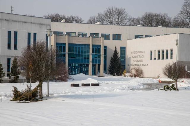 Licytacja komornicza na budynki WSAP zaplanowana jest na piątek 26.02.2021 r