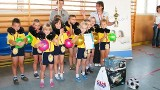 Przedszkolaki z powiatu żnińskiego rywalizowały w sali gimnastycznej. Były emocje i dobra zabawa.