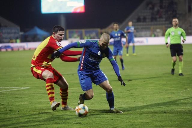 Jagiellonia pokonała Miedź Legnica 3:0