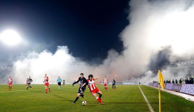 Derby Belgradu pomiędzy Partizanem i Crveną Zvezdą należą do najsłynniejszych na świecie