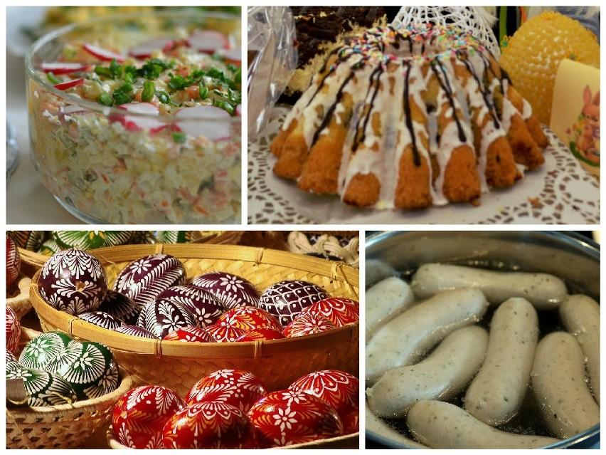 Wielkanocne menu z kujawsko-pomorskiej Listy Produktów Tradycyjnych