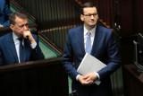 Wotum zaufania dla rządu Mateusza Morawieckiego. 237 posłów głosowało za, w tym dwoje z Koalicji Obywatelskiej