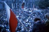 40 lat temu sądeczanie modlili się o ocalenie Jana Pawła II. Te zdjecia publikowane są po raz pierwszy