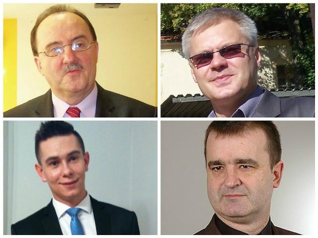 Józef Janeczko od wielu lat szefuje GS-owi w Głogówku. Andrzej Kałamarz proponuje politykę kontynuacji. Piotr Bujak jest najmłodszym kandydatem. Piotr Dancewicz stawia na rozwój gospodarczy gminy.