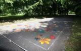 Majówka i poziome murale w weekend w Ogrodzie Botanicznym