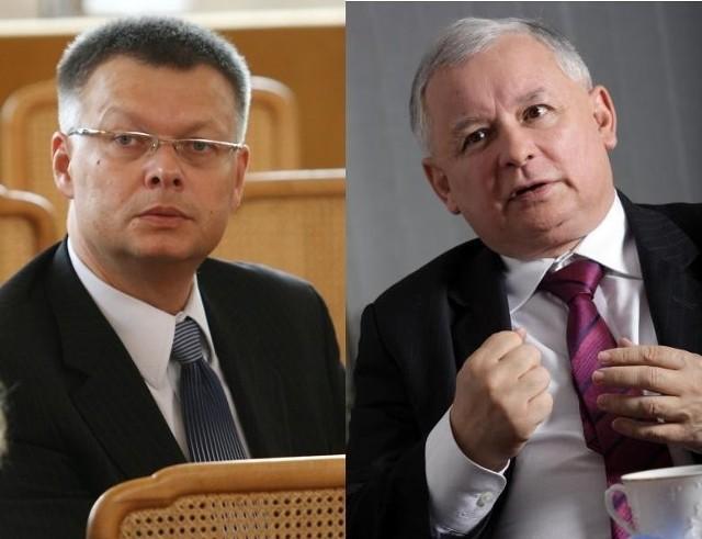 Janusz Kaczmarek był ministrem spraw wewnętrznych w rządzie Jarosława Kaczyńskiego