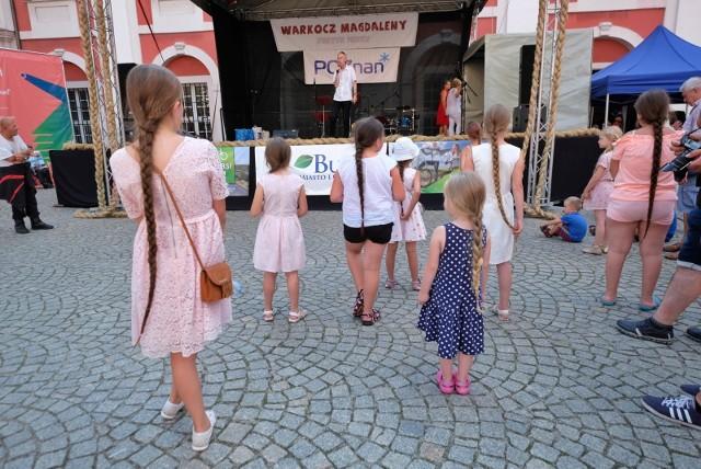 Tak wyglądał 20. festyn farny w lipcu 2018 r. W tym roku Warkocz Magdaleny został zaplanowany na niedzielę, 28 lipca.