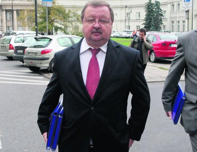 Zdzisław Kręcina został zgaszony przez Grzegorza Latę