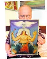 Erwin Sówka skończył 80 lat. Oto, co warto wiedzieć o artyście z Katowic
