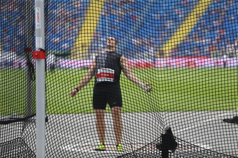 Wojciech Nowicki podczas 11. LOTTO Memoriału Kamili...