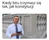 Andrzej Duda rapuje w Hot 16 Challenge 2, a cała Polska myśli, co to ostry cień mgły. Biedroń, Peja i inni komentują rap Dudy MEMY