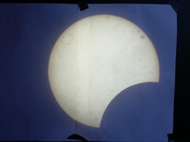 Zaćmienie słońca 10.06.2021