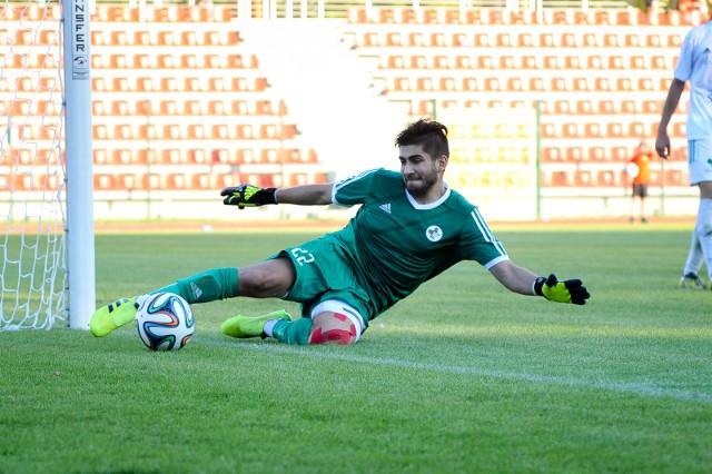 Arkadiusz Fabiański ostatnio grał w III-ligowym Falubazie Zielona Góra.